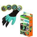 Garden Genie Gloves with Built In Claws For Digging Planting Nursery Plants, Garden Gloves(701-1)