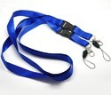 Plain ID Card Lanyard