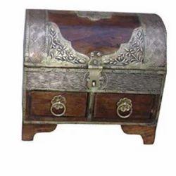 Wooden Antique Chest