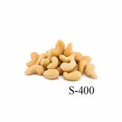 Bahubali 1-2% Cashew Kernel S400, Packaging Size: 10 kg, Features: No Preservatives
