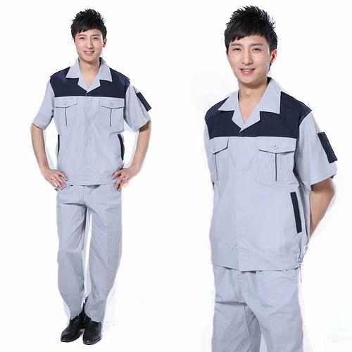 Cotton Factory Worker Uniform, Rs 750 /set Adorn Studio | ID: 16448331573