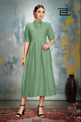 Summer Wear Fancy Kurti For Ladies