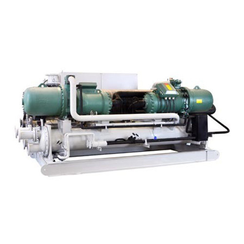 Water Cooled Screw Chillers, Diverse Processing Industries