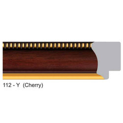 112 - Y Series Cherry Photo Frame Moldings