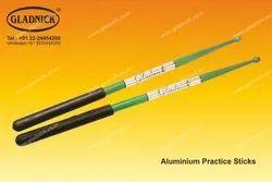 Aluminium Practice Drum Sticks