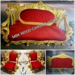 Modern Classic Design Sofa Set, For Home