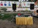 Function/party Wireless Pa System Rental