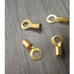 Golden Brass Lugs, For Thermistors and Sensors