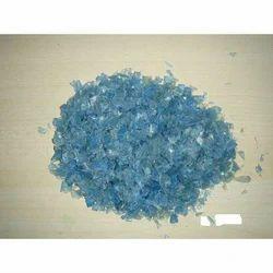 Blue Polycarbonate Regrind