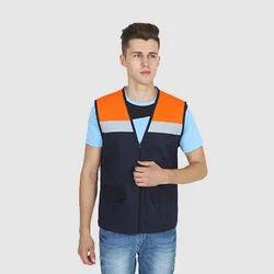 UB-VEST-ON-HV-0003 Vest Jackets