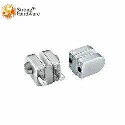 Glass To Glass Lock With Both Sides Key (Rectangular Designer Series)