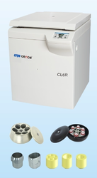 CL6R Large Capacity Refrigerated Centrifuge