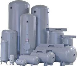 Vertical Air Pressure Vessel