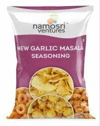 Powder New Garlic Masala Seasoning, Packaging Type: Silver Foil Packs, Packaging Size: 1 Kg Packs