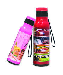 Plastic Insulated Bottle