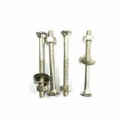 Silver Stainless Steel Carriage Bolt