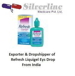 Refresh Liquigel Eys Drop