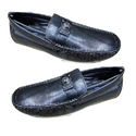 Mens Amriwala Leather Loafer Casual Shoes, Size: 6-14