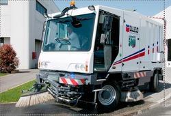 Municipal Road  Sweeper Machine , Dulevo 5000 (GEM Approved)