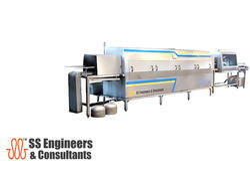 Cylinder Head Degreasing Machine