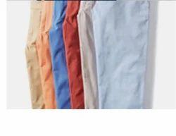 Multicolor Men Trousers