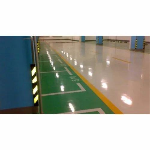Dustfree Floor Coatings