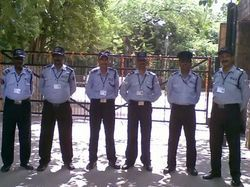 Dashera Program Security Guard