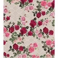 Linen Earth Linen Digital Print Fabric, 100-150, Dress