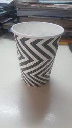 CUSTOMIZE PAPER TEA CUP, Capacity: 100 ML