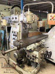 Arno-Nomo Vertical & Horizontal Milling Machine