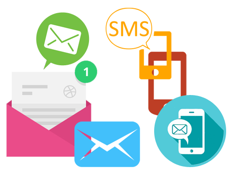 Bulk Sms Service & Android App Development Service Provider from Gwalior