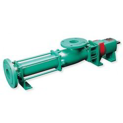 Screw Pump, Max Flow Rate: 200 m3/hr