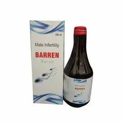 Male Infertility Syrup