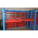 Heavy Material Storage Pallet Rack