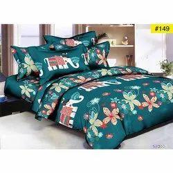 Glace Cotton Double Bedsheet