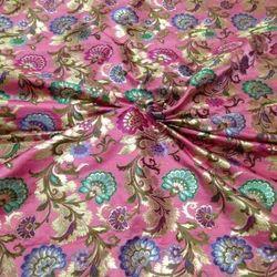 Handloom Kimkhab Silk Brocades