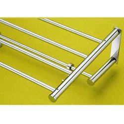 Chrome Stainless Steel Towel Rack