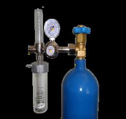 Welding Gas Regulator - Oxygen Regulator With Flow Meter