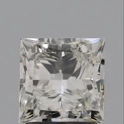 Princes Cut CVD Diamond 2.01ct H VVS2  IGI Certified