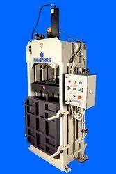 Plastic Baling Press Machine