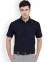 Dark Blue Formal Mens Shirts