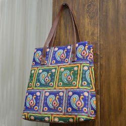 Irya Lifestyle Printed Tote Bag