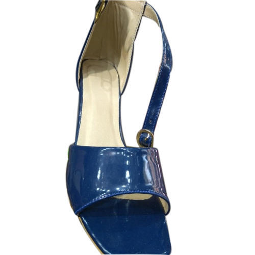 663b1296a5aec Dark Blue Ladies Sandal, Size: 35-41, Rs 315 /pair, Prince Shoe   ID ...