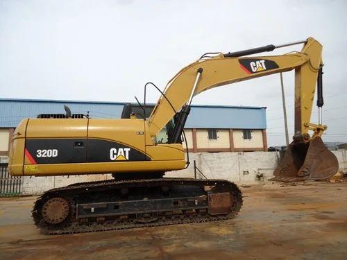 CAT 320D Excavator | Mylapore, Chennai | Infra Engineers India | ID