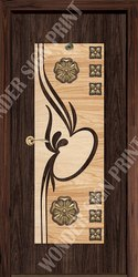 Glossy Plywood Door Skin Paper