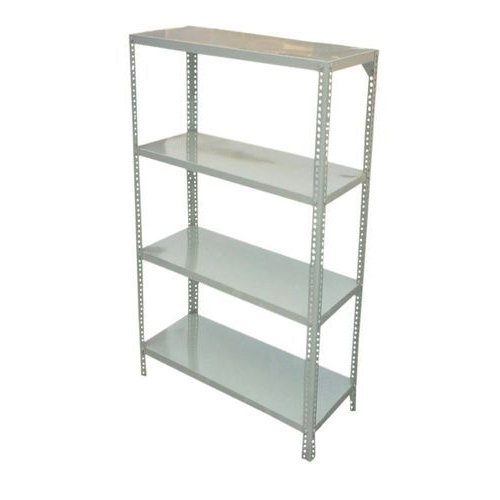 Stainless Steel Slotted Angle Shelving
