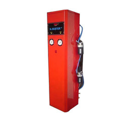 Nitrogen Inflator For Gas Or Fuel Stations
