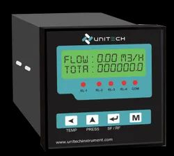 Steam Flow Rate Indicator & Totalizer