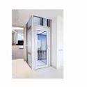 Mankalp Aluminium Hydraulic Home Elevator