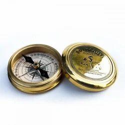Vintage Nautical Ship Compass